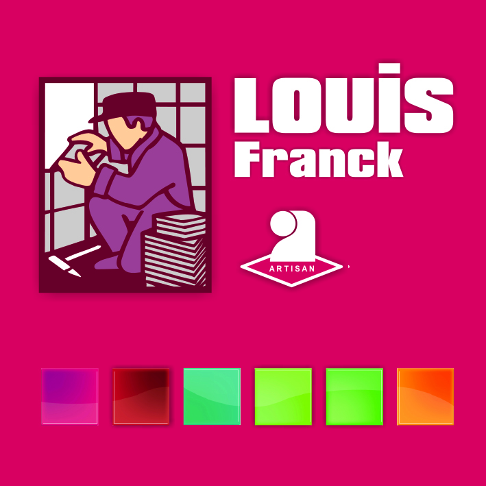 LOUIS FRANCK CARRELEUR